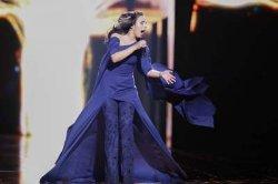 Джамала показала платье для выступления на