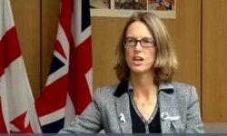 Британский посол ответила России, кто является провокатором на Кавказе