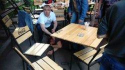 Столкновения в Харькове: мужчину порезали ножом