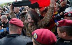 В Нацполиции сообщили количество задержанных нарушителей в День Победы