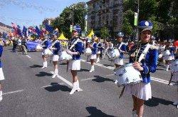 Обнародована программа мероприятий Дня Европы в Киеве