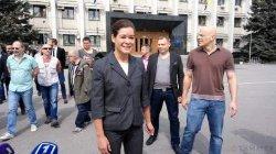 Гайдар уходит из замов Саакашвили