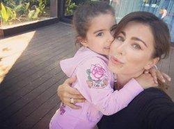 Ани Лорак показала трогательное селфи с 4-летней дочерью