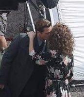 Брэда Пита «застукали» за поцелуем с известной актрисой
