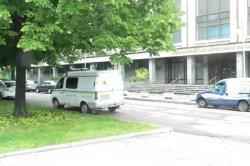 Бомбу в здании Апелляционного суда Запорожья не нашли