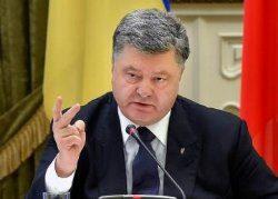 Порошенко отменил официальный визит в Лондон из-за Луценко