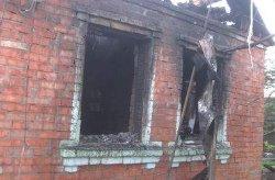В Харькове заживо сгорели два человека