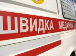 Киев: в школе на голову ребенка упал телевизор