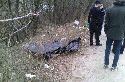 ЧП в Харькове: обнаружен мертвец, сидящий на лавочке