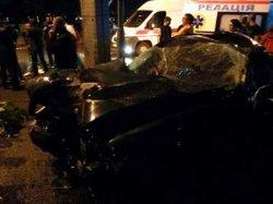 ДТП в Днепропетровске: двое погибли, двое — в больнице