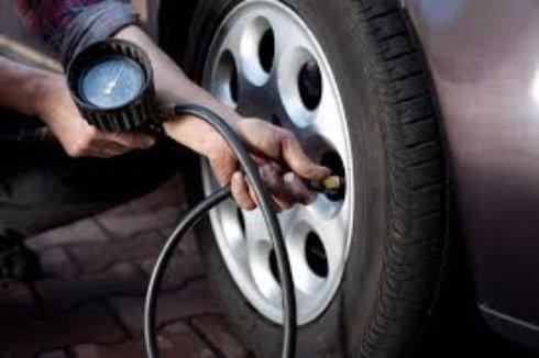 Давление в шинах вашего авто