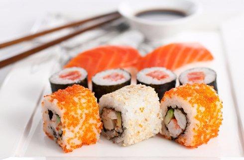 Доставка суши в Харькове: ресторанный онлайн-сервис