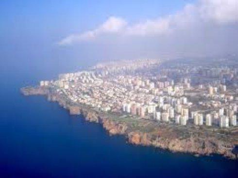 Природа и климат Анатолийского побережья Турции