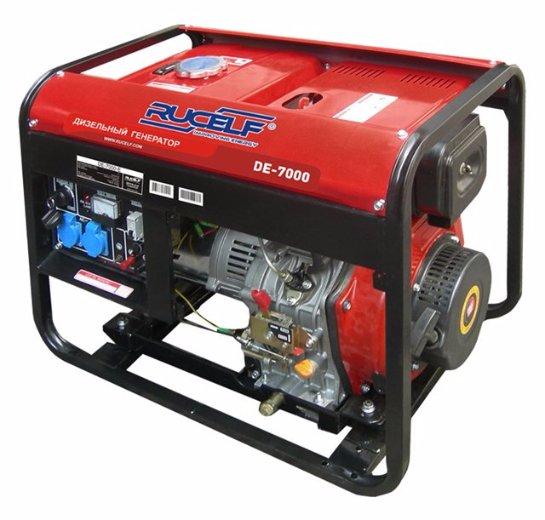 Дизельный генератор – автономный источник электроэнергии