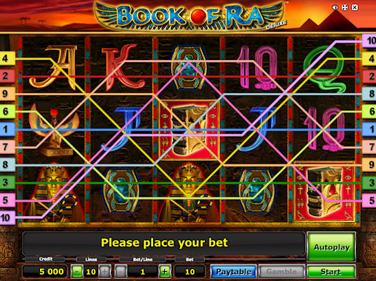 Великое множество слотов для азартной игры