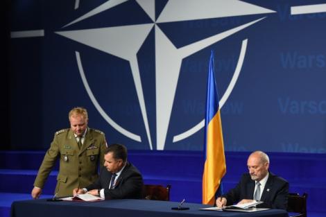 Украина и Польша договорилась о поставке оружия