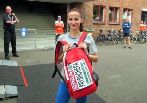 Украинка Прищепа выиграла чемпионат Европы по легкой атлетике в беге на 800 метров