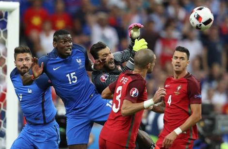 Евро-2016: Португалия обыграла Францию со счетом 1:0