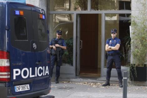 В Барселоне полиция задержала Степана Черновецкого по подозрению в отмывании денег