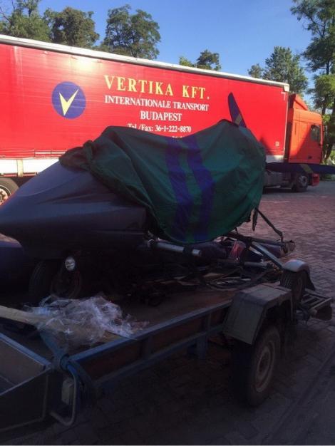 На Буковине контрабандисты переправляли сигареты в ЕС дельтапланом