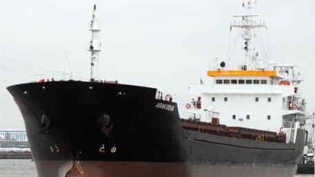 В Болгарии арестовали грузовое судно с 12 украинцами на борту