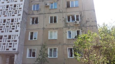 В сети появились фото Донецка после вражеского минометного обстрела