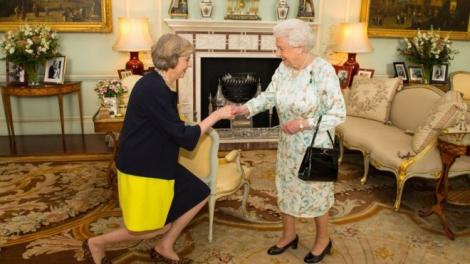 Новым премьер-министром Великобритании стала лидер консерваторов Мэй