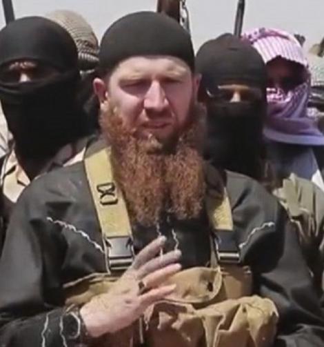 «Исламское государство» заявило о гибели одного из своих лидеров чеченца аш-Шишани