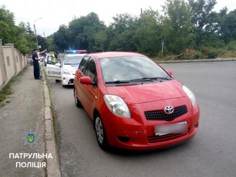 Женщине, предлагавшей взятку полицейским в Ивано-Франковске, грозит уголовная ответственность