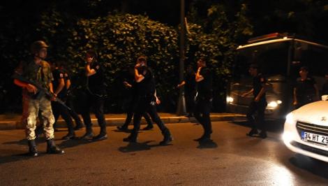 Переворот в Турции: число жертв возросло до 161 человека, 1440 были ранены