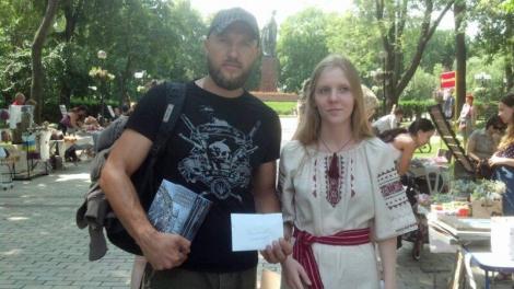 Сегодня в киевском парке Шевченко пройдет ярмарка по сбору средств раненому бойцу АТО