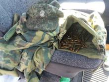 На КПВВ «Гнутово» задержали двух «военных» ДНР с партией патронов