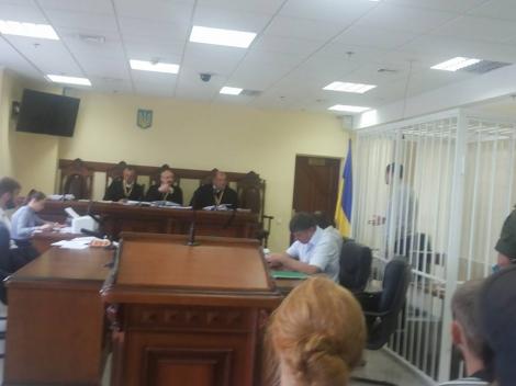 Апелляционный суд оставил Краснова за решеткой