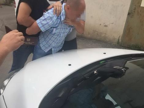 В Херсоне СБУ задержала подполковника ГосЧС, обложившего «данью» коммерсантов