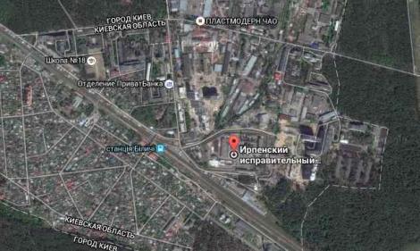 В полиции заявили, что из колонии под Киевом сбежали трое, а не 50 заключенных