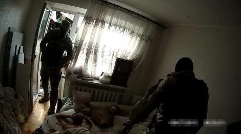В Запорожье задержан боевик, воевавшего возле Донецкого аэропорта