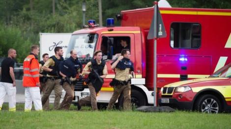 В нескольких районах Мюнхена стрельба, минимум трое погибших
