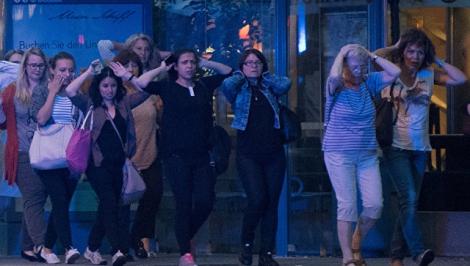 Бойня в Мюнхене: погибло девять человек, среди них мог быть убийца