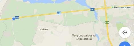 В Борисполе и на Житомирской трассе установили блокпосты против крестного хода
