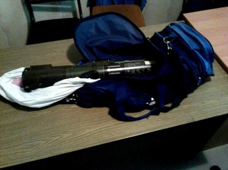 В Угледаре задержан мужчина с гранатометом, найденным якобы при сборе абрикос