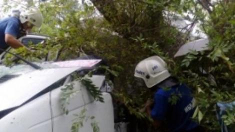 В Ростовской области разбился туристический автобус из Крыма, есть погибший