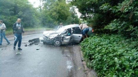 В ДТП с маршруткой в Харькове погибли двое полицейских