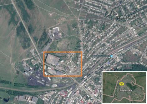 Россияне прислали цистерны с топливом на подъездные пути нефтебазы в Ровеньках