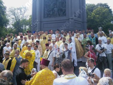 Путин с помощью своей церкви хочет снова покорить Украину в рабство  -  Филарет