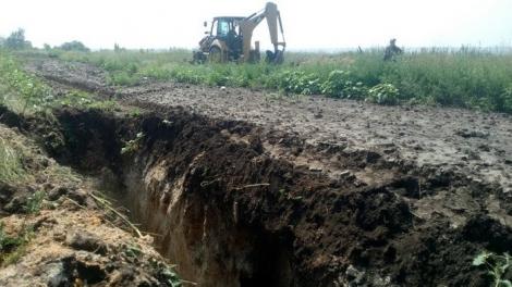 На Луганщине контрабандисты проложили два нефтепровода через границу с РФ