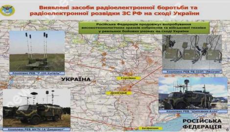 На Донбассе работают комплексы РЭБ «Дзюдоист», состоящие на вооружении ВС РФ