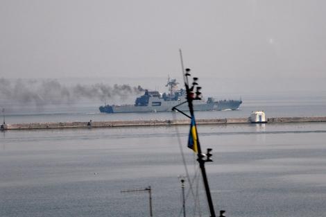 Военные учения Sea Breeze с Украиной «превзошли ожидания» американцев