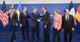Большая пятерка поддержала позицию Киева по выборам на Донбассе  -  президент