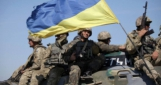 За сутки в зоне АТО среди украинских военных пострадавших и погибших нет