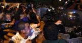 Ночной разгон демонстрантов в Ереване: 51 раненый, из них 28 полицейских